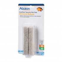 Aqueon Replacement Phosphate Removcer Filter Pads Size 30/50 4 pack