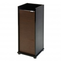"Aqueon 15 Column Aquarium Stand Brown/Black 30"" x 15"" x 3.5"""