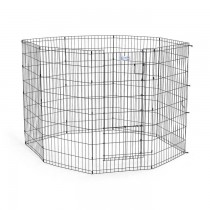 Midwest Life Stages Exercise Pen with Split Door