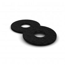 "BioBubble Carbon Fresh Pads 2 pack00 10.5"" x 10.5"" x 0.75"""
