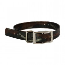 "The Buzzard's Roost Replacement Collar Strap 1"" Camo 1"" x 24"""