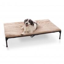 K&H Pet Products Original Pet Cot Pad Extra Large Beige 32'' x 50'' x 1''
