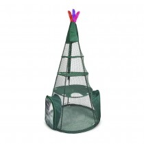 Kittywalk Teepee 4 ft. diameter x 6 ft. - KWTSP501