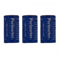 Perimeter Technologies Receiver Battery Year Supply - PTPRB-003-YEAR