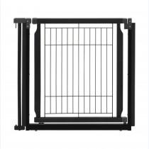 "Richell Convertible Elite Additional Door Panel Black 33.9"" x 1.4"" x 31.5"""