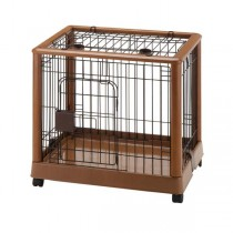 "Richell Mobile Pet Pen 640 - Small 25.2"" x 18.1"" x 22.4"" - R94127"