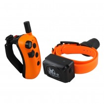 D.T. Systems R.A.P.T. 1450 Upland Beeper Expandable Remote Dog Trainer Orange - RAPT-1450