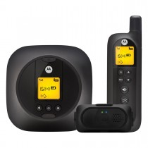 "Motorola Wireless Fence with Remote Trainer for Home and Travel 4.4"" x 2.35"" x 4.40"" - TRAVELFENCE50"